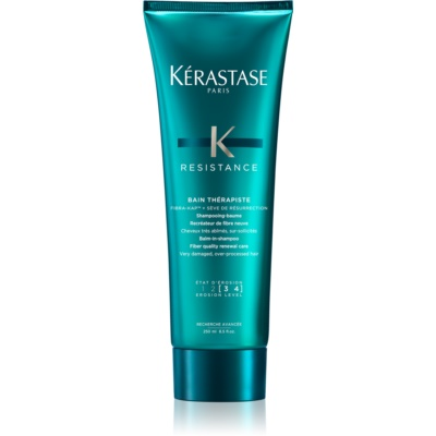Kérastase Résistance Bain Thérapiste pečujúci šampón pre veľmi poškodené vlasy