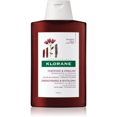 KloraneQuinine
