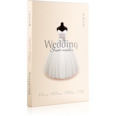 KORIKA Wedding kit di cosmetici I. da donna