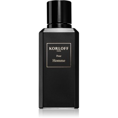 Korloff Pour Homme парфюмированная вода для мужчин