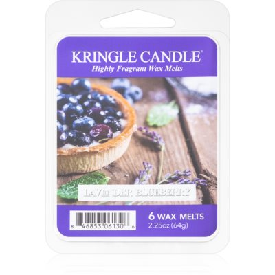 Kringle CandleLavender Blueberry