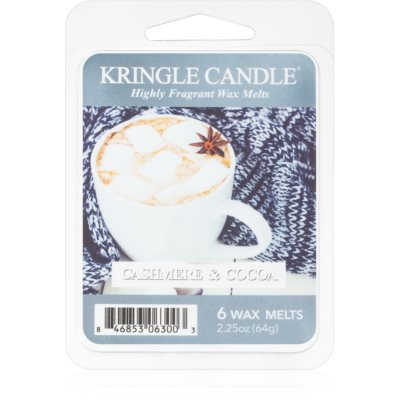 Kringle CandleCashmere & Cocoa