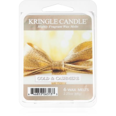 Kringle CandleGold & Cashmere