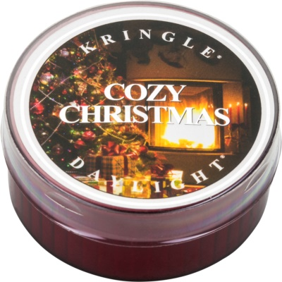 Kringle Candle Cozy Christmas lumânare