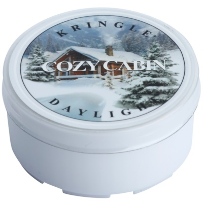 Kringle Candle Cozy Cabin teelicht