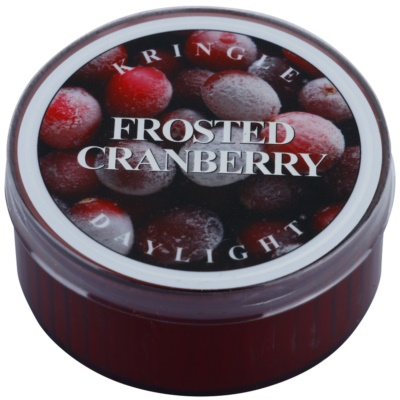 Kringle Candle Frosted Cranberry duft-teelicht
