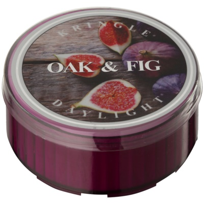 Kringle Candle Oak & Fig duft-teelicht