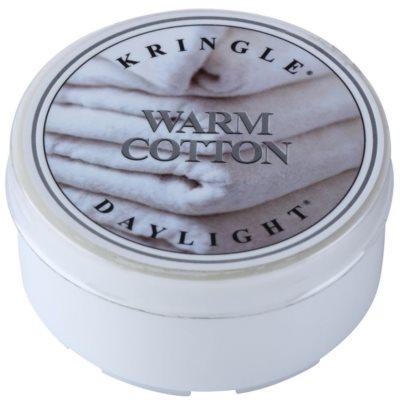 Kringle Candle Warm Cotton teelicht