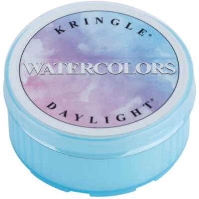 Kringle CandleWatercolors