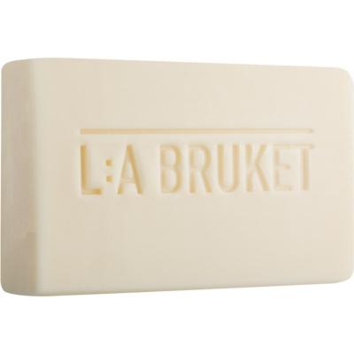 L:A Bruket Body Seifenstück mit Salbei, Rosmarin und Lavendel