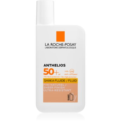 La Roche-Posay Anthelios SHAKA Tinted Protective Fluid for Very Sensitive and Intolerant Skin SPF 50+