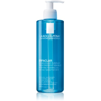La Roche-Posay Effaclar Deep Cleansing Gel for Oily Sensitive Skin