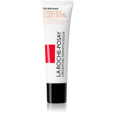 La Roche-Posay Toleriane Teint Make-up Fluid voor gevoelige Huid  SPF 25