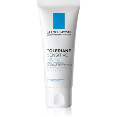 La Roche-Posay Toleriane Sensitive Rich Prebiotic Moisturiser to Lessen Skin Sensitivity