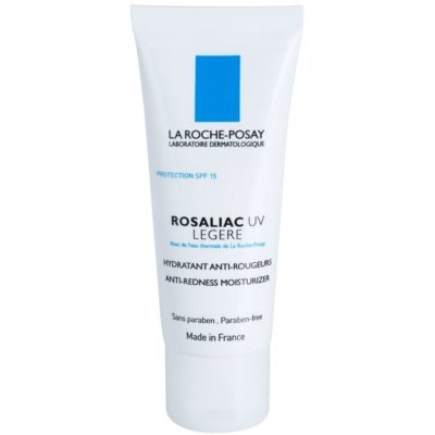 La Roche-Posay Rosaliac UV Legere Soothing Cream for Sensitive Skin Prone to Redness SPF 15