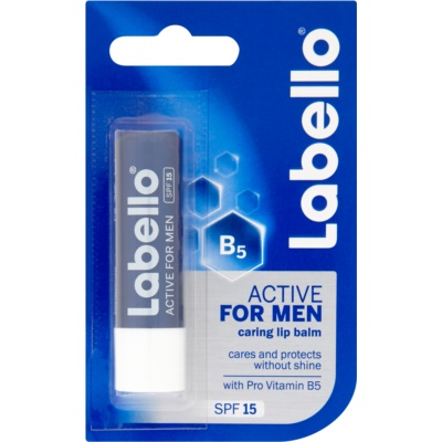 Labello Active Care Lip Balm for Men SPF 15