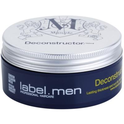 label.m Men pâte modelante pour cheveux