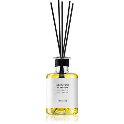 Laboratorio Olfattivo Agrumeto aroma diffuser with filling