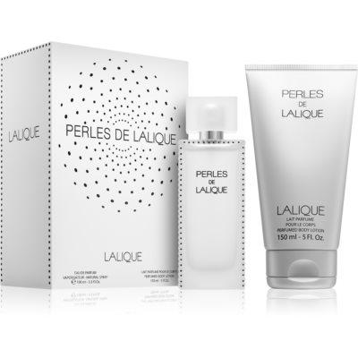 Lalique Perles de Lalique coffret cadeau IV. pour femme