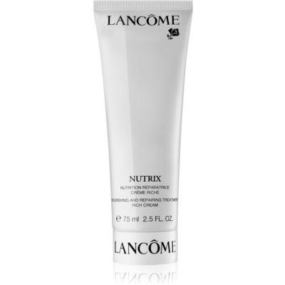 Lancôme Nutrix crema notte rigenerante per pelli secche