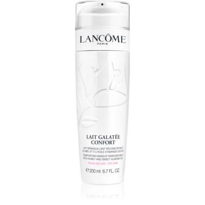 Lancôme Galatée Confort upokojujúce odličovacie mlieko s mandľovým olejom