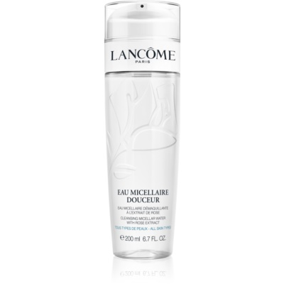 Lancôme Eau Micellaire Douceur oczyszczający płyn micelarny z różanym aromatem
