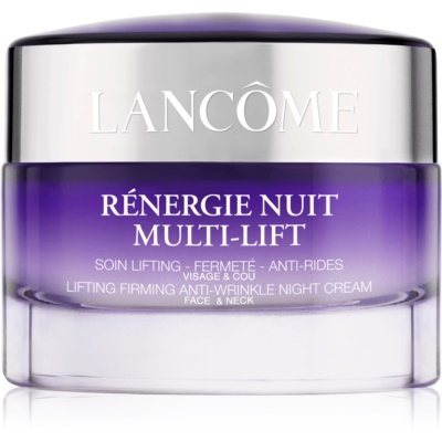 Lancôme Rénergie Nuit Multi-Lift Lifting Firming Anti - Wrinkle Night Cream