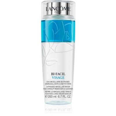 Lancôme Bi-Facil Visage dwufazowy płyn micelarny do twarzy