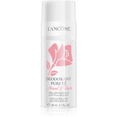 LancômeAccord 3 Roses Déodorant Pureté