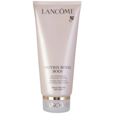 Lancôme Nutrix Royal Body erneuernde Body lotion für trockene Haut