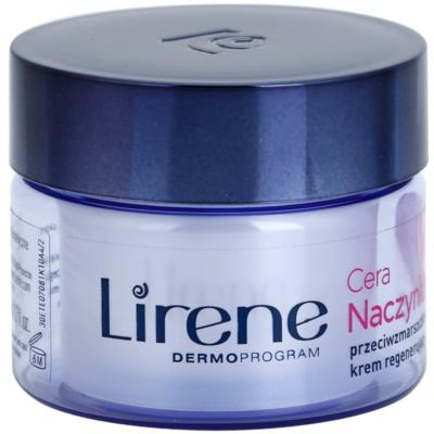 Lirene Redness nočný regeneračný krém proti vráskam