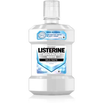ListerineAdvanced White Mild Taste