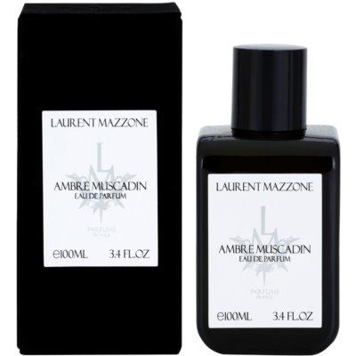 LM Parfums Ambre Muscadin parfemska voda uniseks