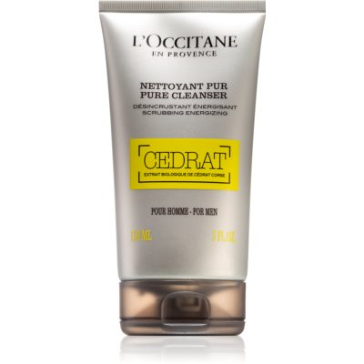L'Occitane Cedrat Deep Cleansing Gel for Men
