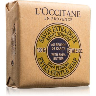 L'Occitane Shea Butter Gentle Soap