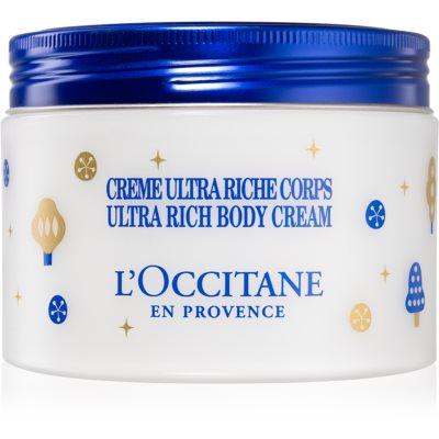 L'Occitane Karité питательный крем для тела 200 ml ограниченный выпуск