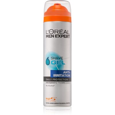 L'Oréal Paris Men Expert Anti-Irritation Anti - Irritation Shave Gel For Sensitive Skin