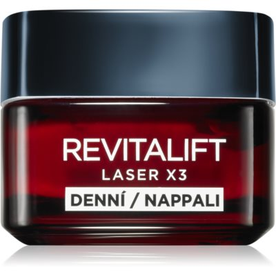 L'Oréal Paris Revitalift Laser X3 intenzívna starostlivosť