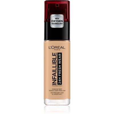 L'Oréal Paris Infallible fondotinta liquido lunga tenuta
