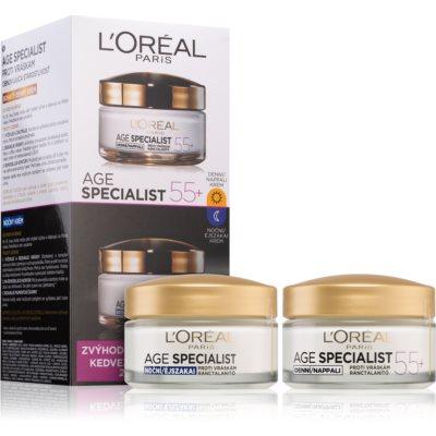 L'Oréal Paris Age Specialist 55+ coffret cosmétique I. pour femme
