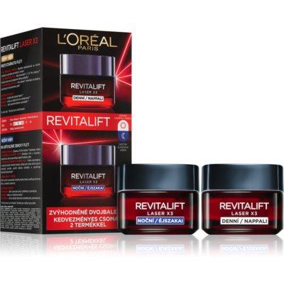 L'Oréal Paris Revitalift Laser X3 coffret cosmétique II.