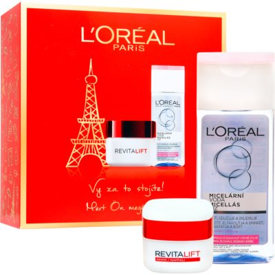 L'Oréal Paris Revitalift kit di cosmetici III.