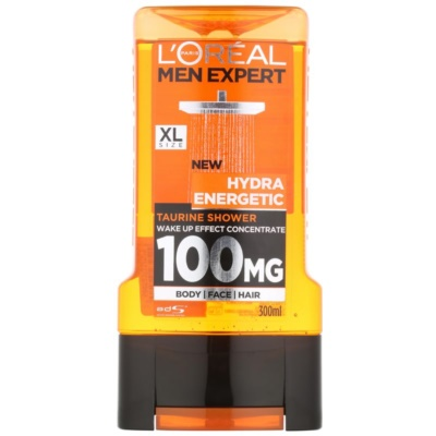 L'Oréal Paris Men Expert Hydra Energetic Stimulerende Douchegel