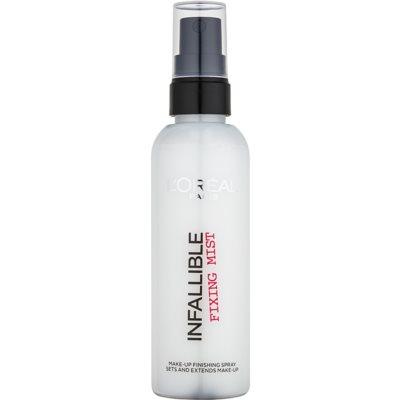 L'Oréal Paris Infallible спрей для фиксации макияжа