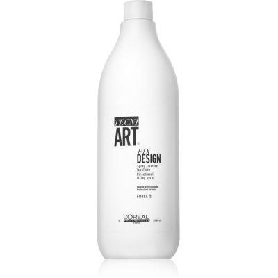 L'Oréal Professionnel Tecni.Art Fix Design finálny fixačný sprej náhradná náplň