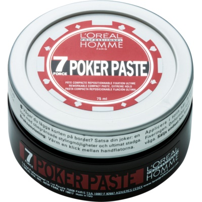 L'Oréal ProfessionnelHomme 7 Poker