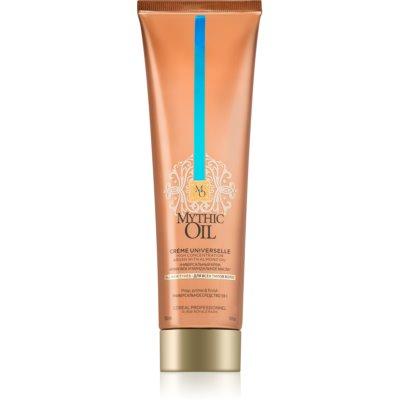 L'Oréal Professionnel Mythic Oil víceúčelový krém pro tepelnou úpravu vlasů
