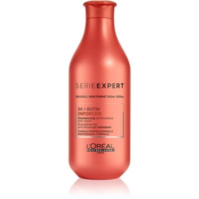 L'Oréal Professionnel Serie Expert Inforcer szampon wzmacniający przeciw łamliwości włosów