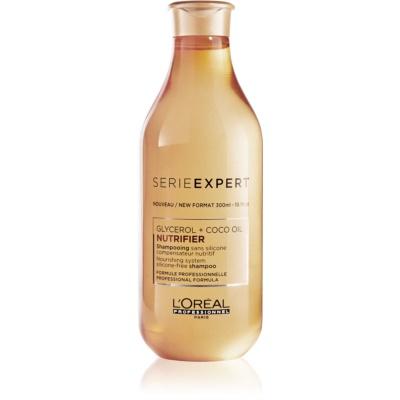 L'Oréal Professionnel Serie Expert Nutrifier tápláló sampon kókuszolajjal
