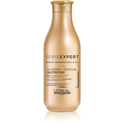 L'Oréal Professionnel Serie Expert Nutrifier balsam hranitor fara silicon